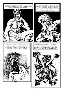 Sarajevo Pain, la nueva obra del dibujante español Fidel Martínez.