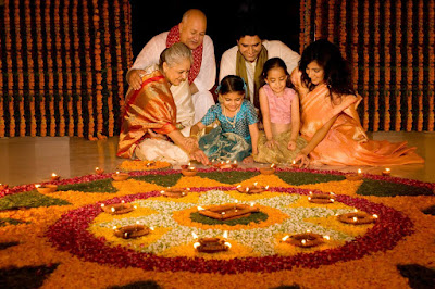 Diwali Celebration with Family-uptodatedaily
