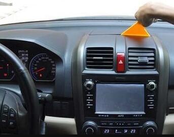 Honda CRV CR-V 2006-2011 radio removal and Upgrade stereo with navigation system