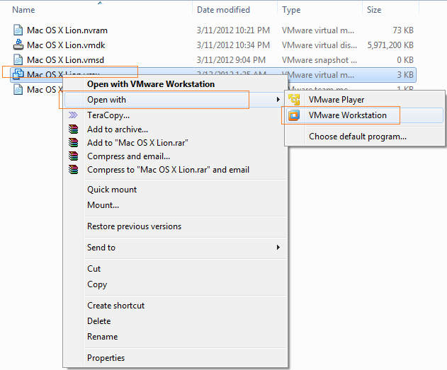 Download OS X 10 8 Mountain Lion VMware Image and Run It on