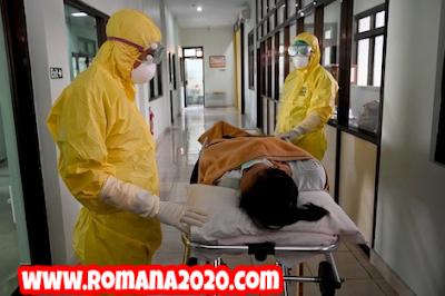 أخبار فرنسا فيروس كورونا المستجد covid-19 corona virus كوفيد-19 يفتك بـ 674 شخصا