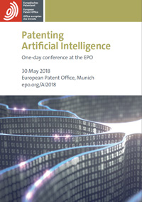 Report: EPO conference – Patenting Artificial Intelligence