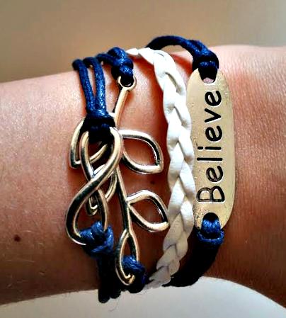 Shopping Haul series #4: Zaful bracelet
