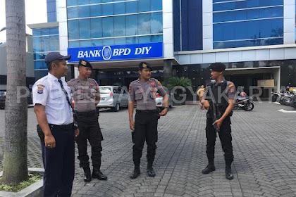 Cegah Gangguan Kamtibmas, Sat Sabhara Laksanakan Patroli Perbankan