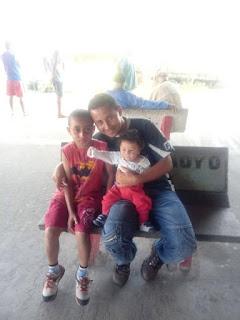 Kelvis o menino que desapareceu, vai morar com o pai dele em Sete Barras