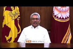Inilah Pidato Presiden Sri Lanka, Gotabaya Rajapaksa Saat Berbicara di Debat Umum PBB ke 75