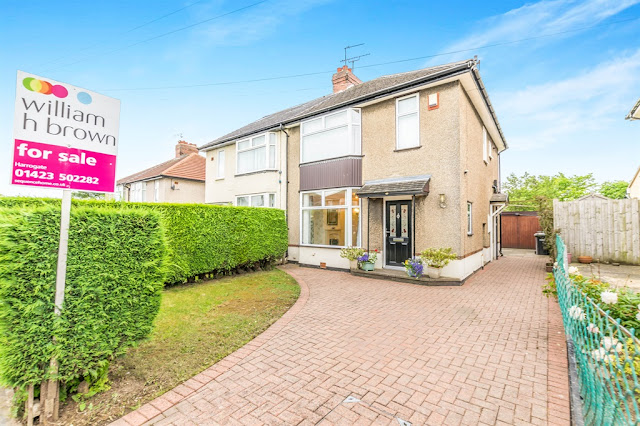 Harrogate Property News - 3 bed semi-detached house for sale St. Nicholas Road, Harrogate HG2