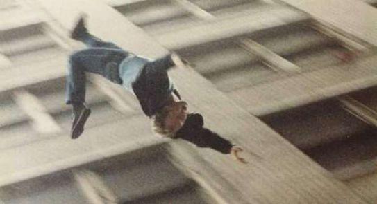سقوط طفل من الطابق الثاني من شرفة منزله بسوهاج