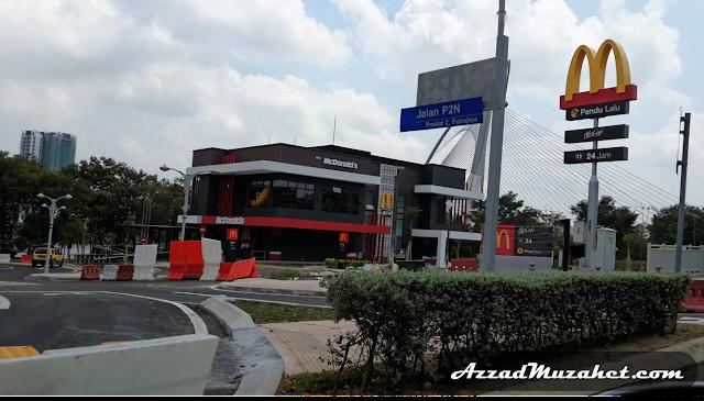 McDonald's 24hours Putrajaya