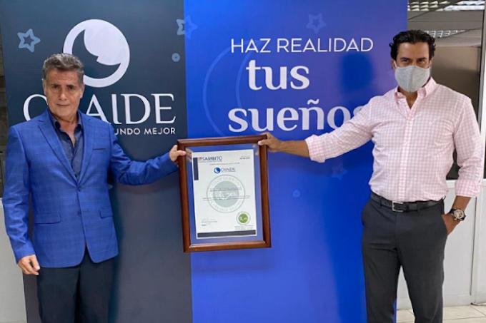 Chaide; primer empresa de su industria en convertirse Carbono Neutro