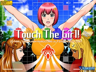 [H-GAME] Touch The Girl! – Hard version