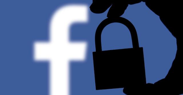 خروج حسابي في فيسبوك