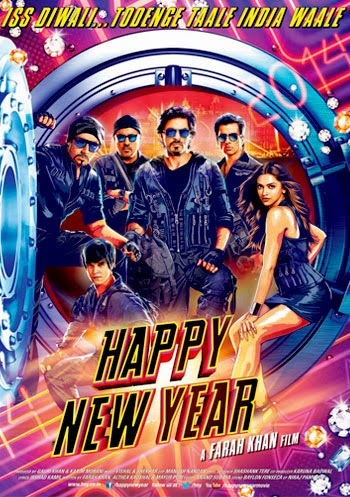 Bollywood Songs Happy New Year 2014 Movie Mp3 Songs Free Download