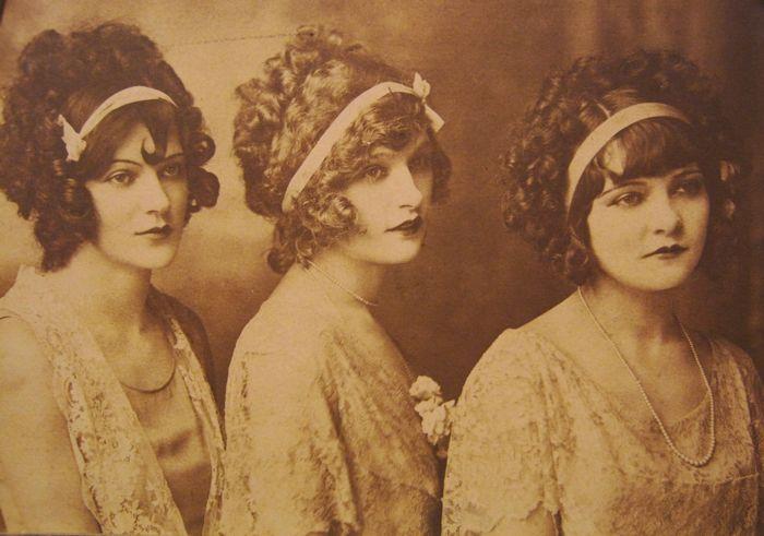 VINTAGE PHOTOGRAPHY: Vintage Beauties
