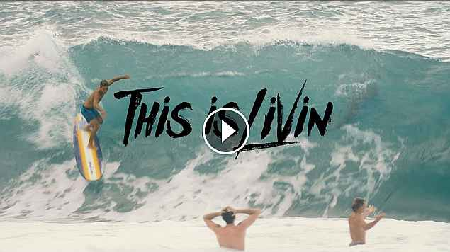 This is Livin Episode 29 NorthShore Beach Party
