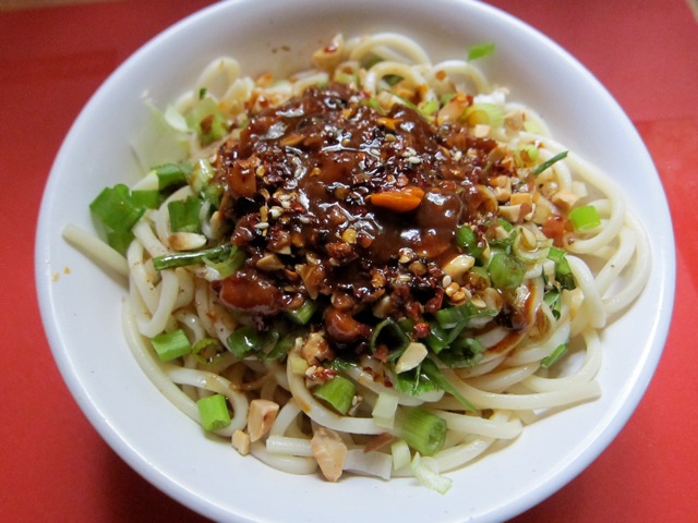 Traditional Chinese Recipes: Liang Mian (Cold Noodles)