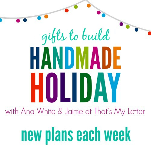 handmade holiday build series