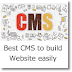 Best CMS to build Website easily in 2018