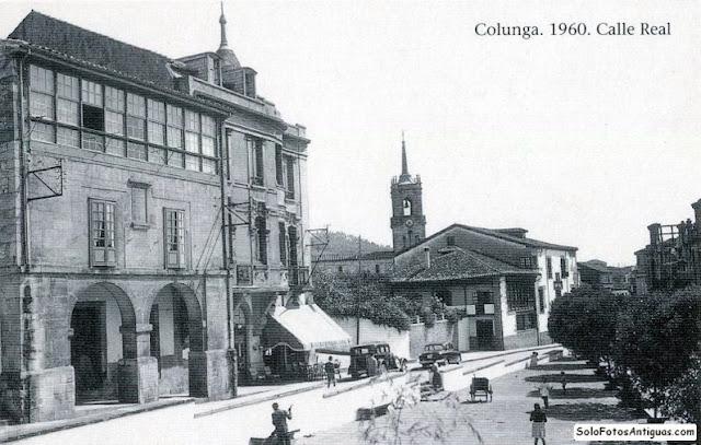 Colunga (Asturias).