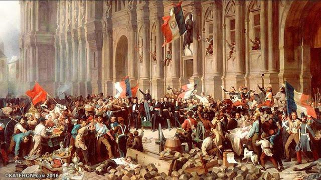révolution française et fin des inégalités