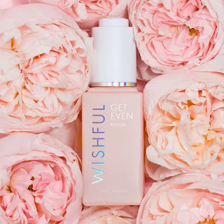 Wishful Skin Get Even Rose Oil