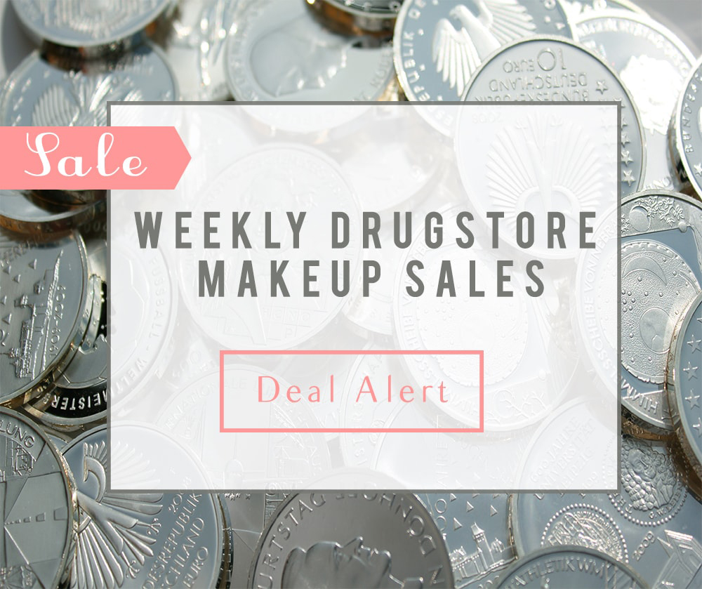 Deal Alert: Weekly Drugstore Makeup Sale - Très Cheek