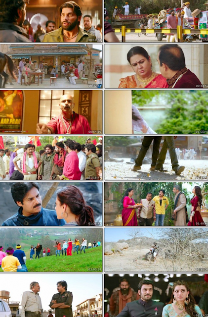 Sardaar Gabbar Singh 2016 Full Movie in Hindi Dubbed 480p HD