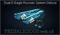 Dual D-Eagle Russian Spleen Deluxe