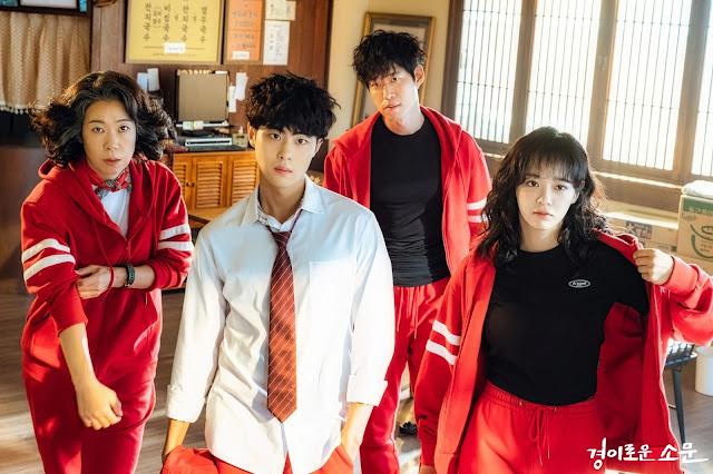 Conheça o k-drama Caçadores de Demônios (The Uncanny Counter), exibido na Netflix
