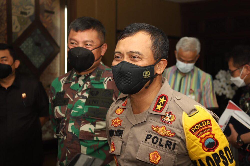Kapolda Jateng: TNI-Polri Jamin Keamanan Bagi Masyarakat Yang Akan Melaksakan Ibadah Paskah
