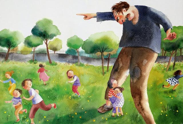 """Cuentos para la edad adulta: Hoy, con """"El gigante"""", d"""