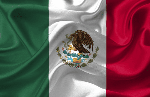 Mexico's National Flag