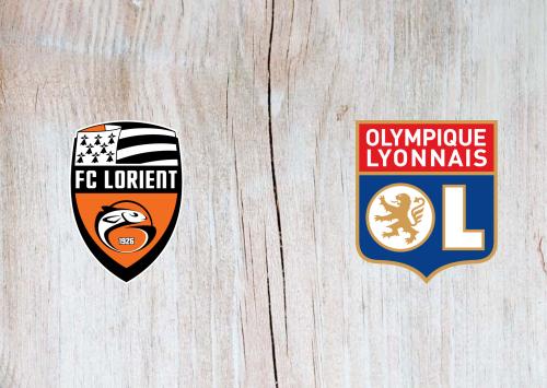 Lorient vs Olympique Lyonnais -Highlights 27 September 2020