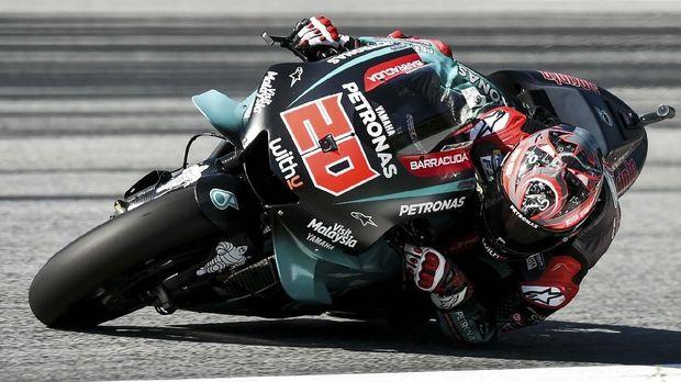 Valentino Rossi Di Posisi 17 Dan Menghuni Posisi Ke 4 Di FP2 MotoGP Inggris 2019