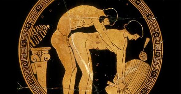 dibujo ateniense