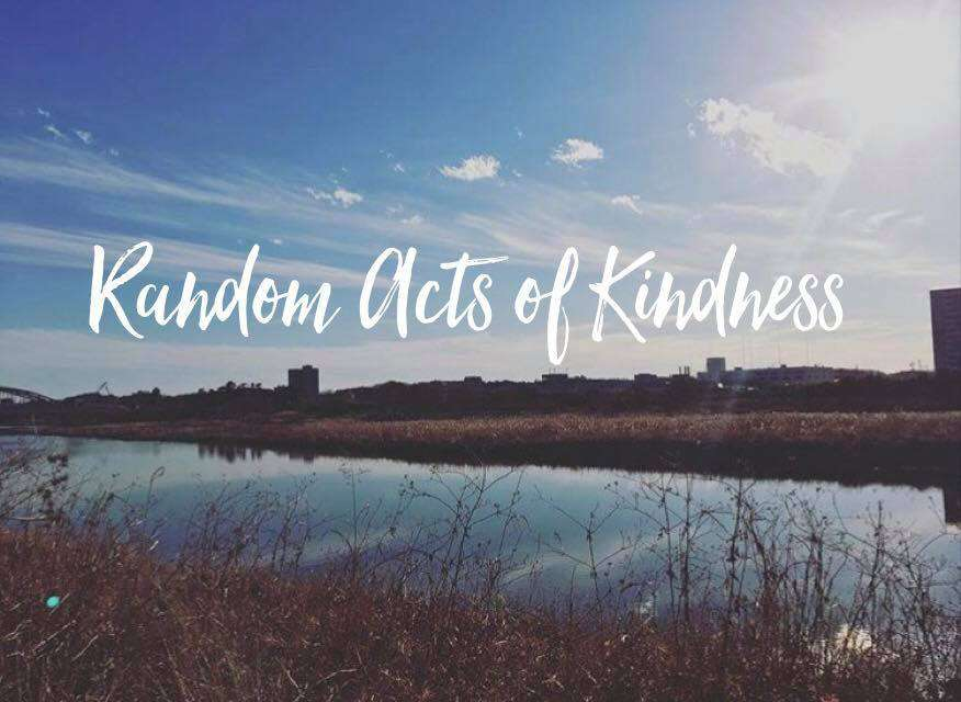 Random Act of Kindness Day Wishes Unique Image
