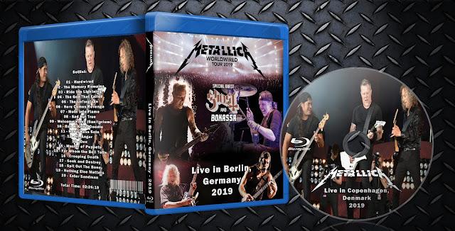 Deer5001RockCocert : Metallica - 2019 - Live in Berlin