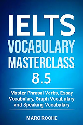 IELTS Vocabulary Masterclass 8.5 BOOK 1 | Master Phrasal Verbs, Essay Vocabulary, Graph Vocabulary & Speaking Vocabulary