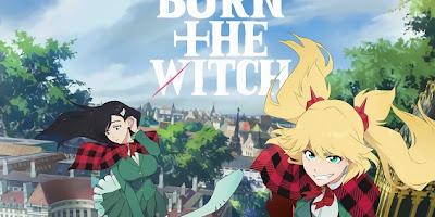 تقرير فيلم الانمي Burn the Witch (أحرق الساحرة)