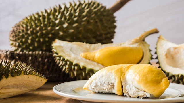 Nutritious nature of the Durian Fruit