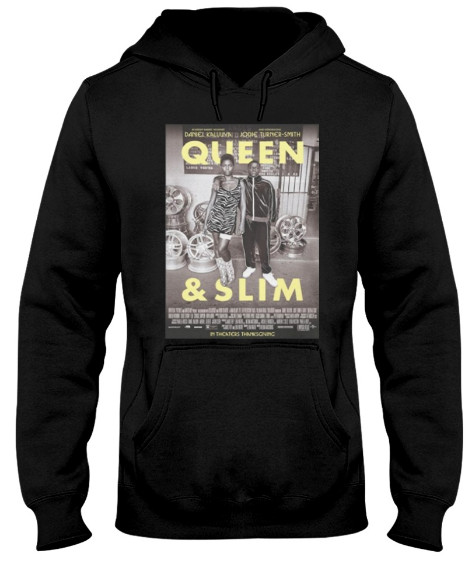 Queen And Slim T Shirt Queen And Slim Hoodie Movie Sweatshirt. GET IT HERE