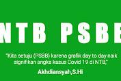 DPR Minta Pemerintah NTB Ajukan PSBB Atasi COVID 19