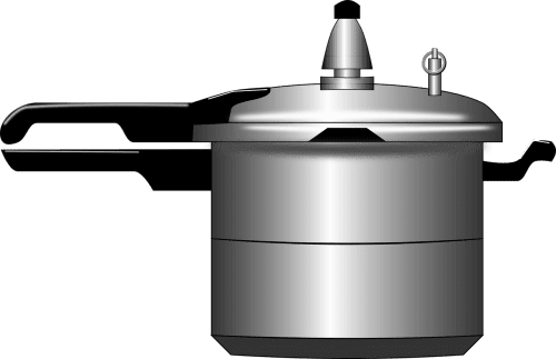 Pressure cooker retains nutrients in the food so it outweighs its cost of purchase.