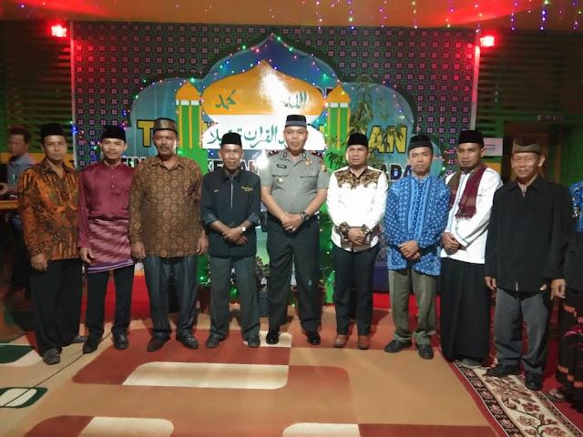 MTQ Tingkat Kecamatan Pengkadan Diikuti 11 Desa