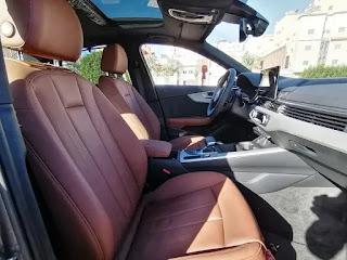 أول تجربة تفصيلية عربية لسيارة أودي A4 موديل عام 2021