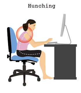 Don't Slouch In your Office Chair