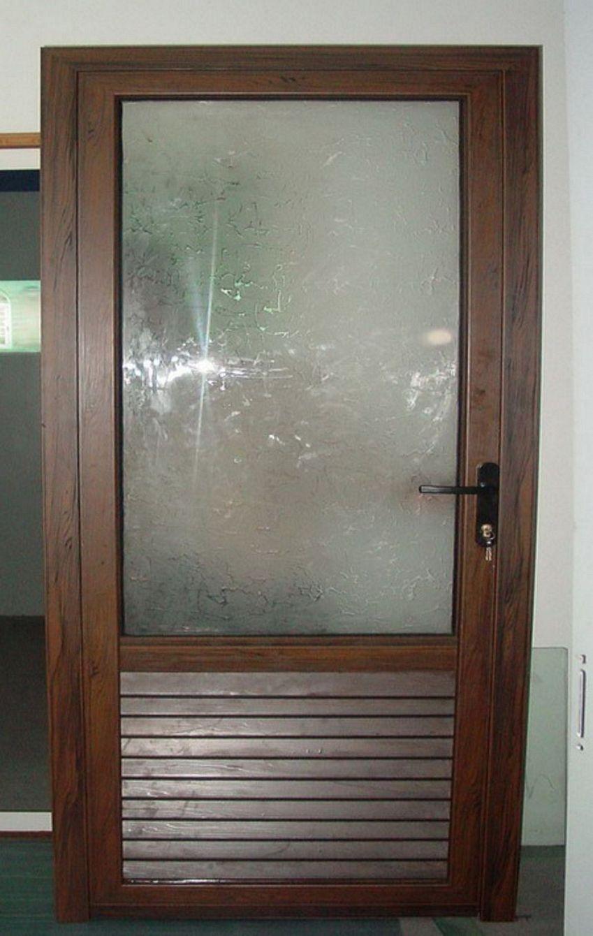 Desain Pintu Kamar Tidur Aluminium