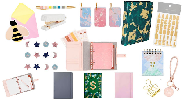 Stationary Gifts Collage