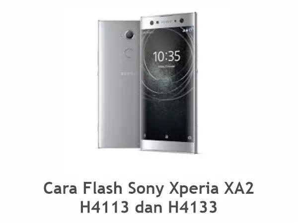 Sony Xperia XA2 H4113 dan H4133