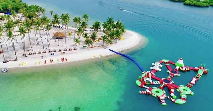 Paket Tour Pulau Ranoh Batam